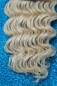 Mobile Preview: Extentions 100% Echthaar    #613 Hell BLOND  45 cm French Bulk