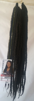 "Senegal Rope Twist twist No.4 18""(46cm)"