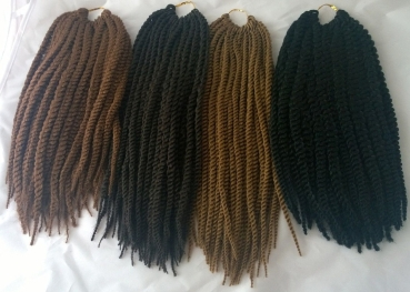 Senegalese Twists Crochet braid No.27