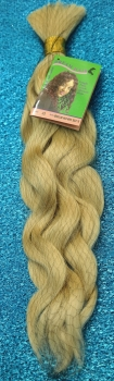 Brazilian Hair Wave Bulk 100% Echthaar in #22 BLOND und 40 cm lang