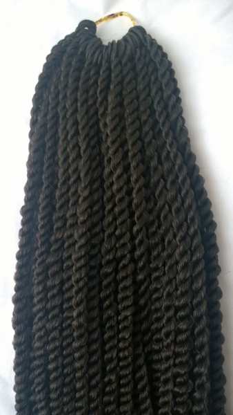 Senegalese Twists Crochet braid No.4